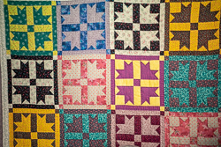 Maine Bear Paw Quilt